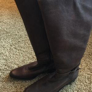 MATISSE CHOCOLATE BROWN BOOTS
